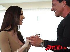 زیبا, دختر جادویی فیلم پورن دوبله فارسی در هر دو سوراخ به شدت