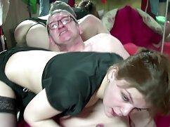 مرد خوش شانس که سعی کرده است تعدادی از الاغ در حزب لیسانس سکس دوبله شده