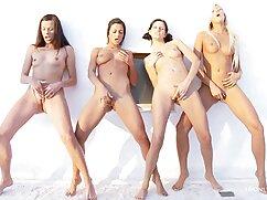 خیره کننده در خانه ، نگاه زیبایی بزرگ فیلم سکسی دوبله شده در شلوار جین