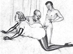 سرطان خم پایین, دوست دختر او و او را در مهبل (واژن فیلم سکسی دوبله